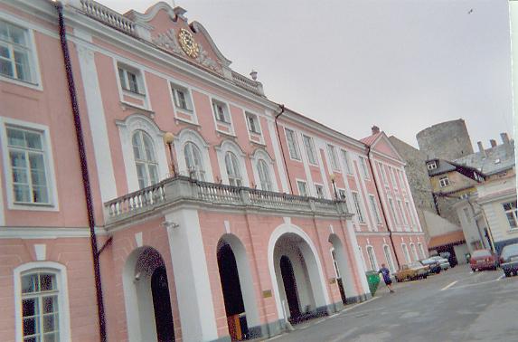 Tallinn, Estonia (the capital)