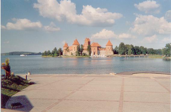 Trakia Lithuania castle