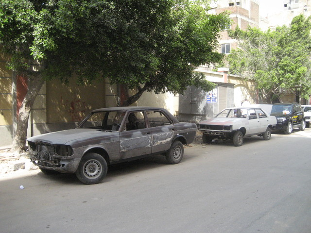 Alexandria car repair street