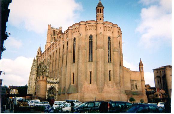 Albi - St. Cecile