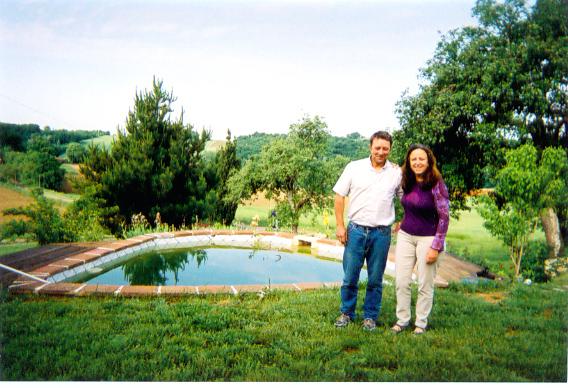 SERVAS hosts Elizabeth Espanel & Eric Polycarpe, Realville