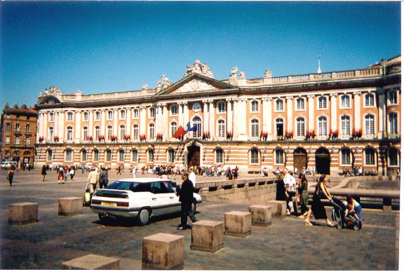 Toulouse - Le Capitale