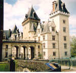 Pau, Chateau d'Henri IV