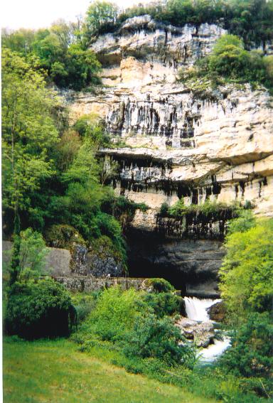 Grotte du as-d'Azil (Pays de Foix)