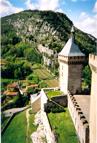 Foix Chateau