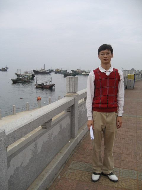 golf entrepreneur Huang