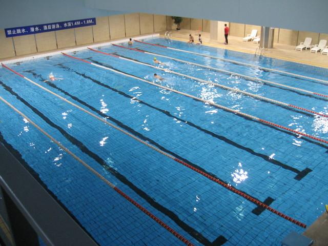 sports center pool