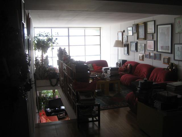 inside a residence