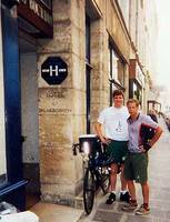 Highlight for Album: 2001 bicycle trip Auxerre to Venice