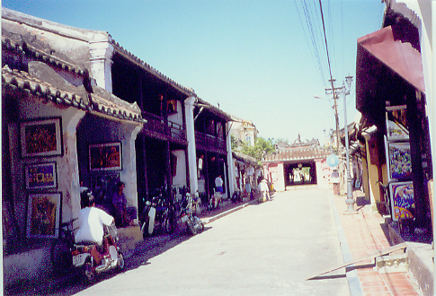 Hoi An: The northern part of Viet Nam is heavily Chinese and Chinese heritage influenced