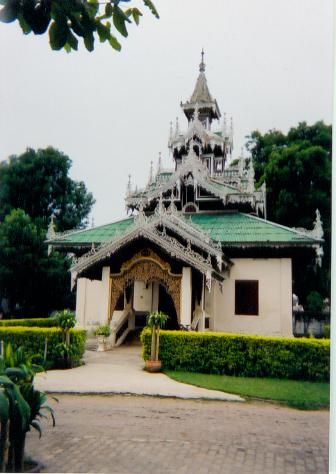 Wat Si Boonruang, Mae Sarviang, Thailand