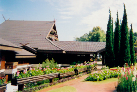 Royal Villa, Doi Tung