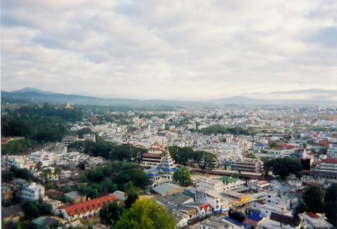 Mae Sai Burma border