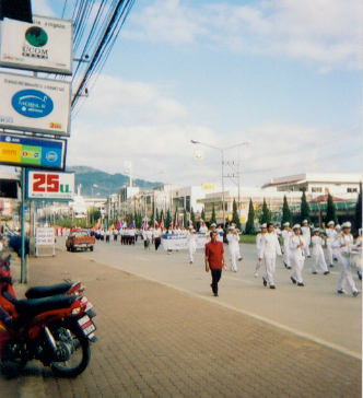 Mae Sai military march