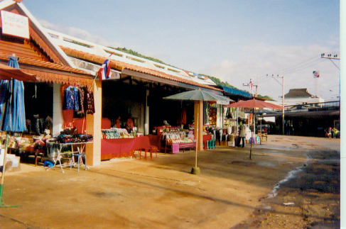 Chinese shops, Mae Salong