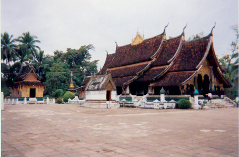 Wat Xieng Thong, Temple of the Golden City, Luang Prabang