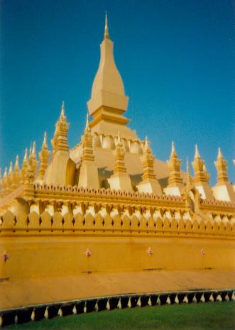 That Luang, Vientiane, Lao