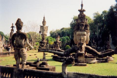Suan Phat Buddha Park
